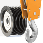 Custom Steel Sheave Design
