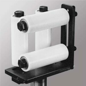 roller wire guides