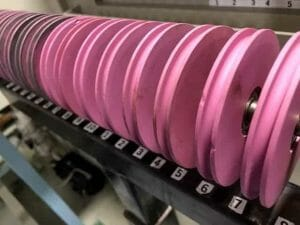 wire processing custom pulleys