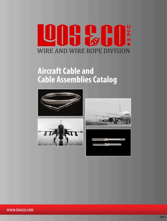 Aircraft Cable Catalog