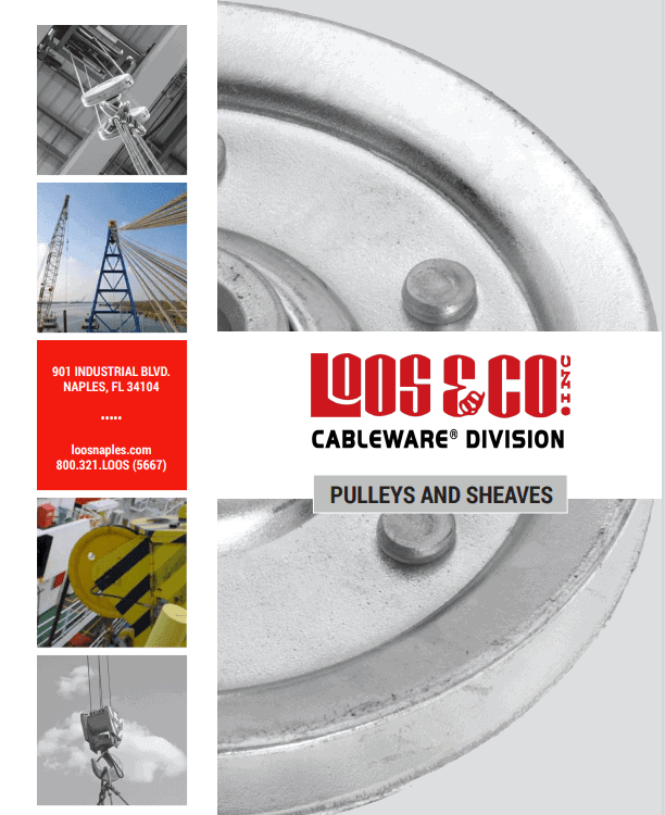 Pulley & Sheave Flyer